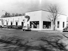 1000 Images About Old Car Dealerships On Pinterest Car Dealerships Chevrolet Dealership And