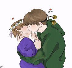 Kpop Couples, Anime Couples, Jaehyun, Nct 127, Anime Expo, Nct Life, Funny Kpop Memes, Mark Nct, Nct Taeyong