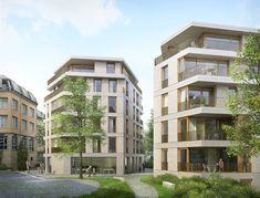 Ahmedabad, Wood Detail, Multi Story Building, Concept, Urban, Design, Medium, Facades, House Building