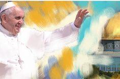 10 gestos de Papa Francisco para calzar los pasos de Jesús en Tierra Santa - Aleteia