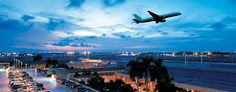 Fort Lauderdale Airport - 15 mins from Meliá Costa Hollywood