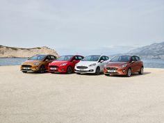 Ford Fiesta 7 generacja uderzenie z poczwórną mocą https://www.moj-samochod.pl/Nowosci-motoryzacyjne/Cztery-twarze-Fiesty--nadchodzi-7-generacja-modelu #Ford #Fiesta #FordFiesta #Cologne #FordGoFurther #gofurther