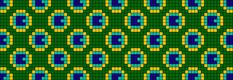 Alpha friendship bracelet pattern added by CWillard. Beaded Flowers Patterns, Beading Patterns Free, Bead Loom Patterns, Peyote Patterns, Cross Stitch Patterns, Crochet Mat, Tapestry Crochet Patterns, Mexican Embroidery, Peacock Pattern