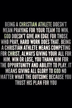 Being a christian athlete means. being a christian athlete means softball quotes, sport quotes, play volleyball, girls basketball Volleyball Quotes, Baseball Quotes, Soccer Quotes, Sport Quotes, Play Volleyball, Wrestling Quotes, Funny Baseball, Quotes Kids, Teamwork Quotes