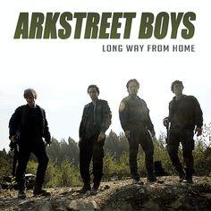 Arkstreet Boys || The 100 || Sterling, John Murphy, Finn Collins and Bellamy Blake || Keenan Tracey, Richard Harmon, Thomas McDonell, Bob Morley