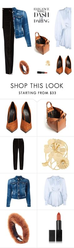"""Audacious"" by sue-mes ❤ liked on Polyvore featuring interior, interiors, interior design, home, home decor, interior decorating, Balmain, Loewe, Vetements and J.W. Anderson"