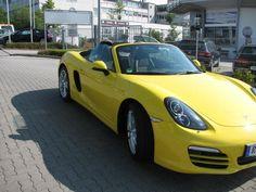 Porsche Boxster #cars