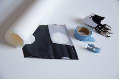 Teflon Nähfuß Masking Tape