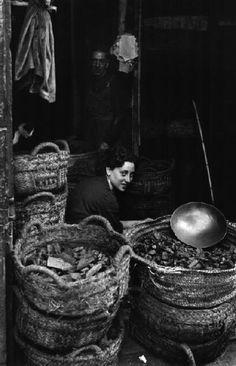 Heaquilahistoria : Inge Morath (fotógrafa, Graz, Austria, 1923 - Nueva York, 2002)