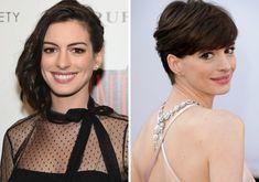 Cabelo curto: inspire-se nos antes e depois das famosas