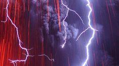 Sakurajima Erupts in Japan 6 of 9  Photo courtesy Martin Rietze.