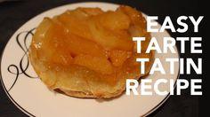Easy Tarte Tatin Rec