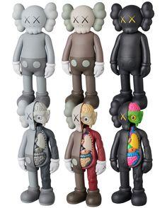 KAWS COMPANION OPEN EDITION 【MEDICOM TOY PLUS店面抽選販售】!!   玩具人Toy People News