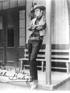 Clu Gulager as Sheriff Emmett Ryker The Virginian Old Western Actors, Old Western Movies, Gaucho, Cowgirls, I Movie, Movie Stars, Doug Mcclure, James Drury, Men Are Men