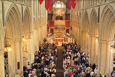 St. Albans Cathedral - Diocese of Alban in UK