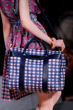 #Marc by Marc Jacobs Spring 2013 ... #LadiesStylish #Handbags