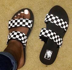0a607791e Cute Sandals, Cute Shoes, Flat Sandals, Shoes Sandals, Me Too Shoes, Slide  Sandals, Shoe Boots, Types Of Shoes, Vans Slides