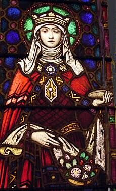 + St. Elizabeth of Hungary ~ Chaplets by Via Rosa +