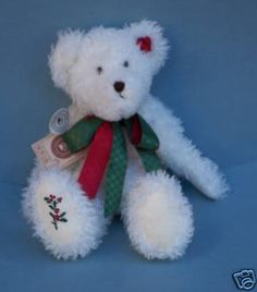 Holly B. Bearsley 932554V Christmas Scruffy