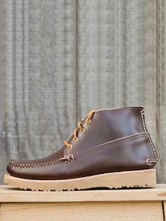 Beautiful, American made boots from New England Outerwear | VAULT