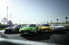 В этом году Daimler AG отмечает полувековой юбилей тюнингового подразделения AMG, которое сегодня полностью принадлежит концерну.