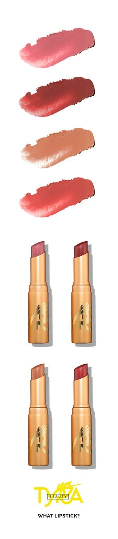 "So smooth and weightless you'll be saying, ""What lipstick?"" #TYRABeauty #WhatLipstick www.tyra.com/nancysumrall"