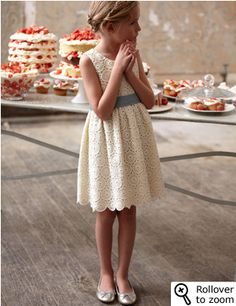 Boden has such simple and sweet clothes for kids http://www.bodenusa.com/en-US/Girls-Party-Dresses/33201-CRM/Girls-Cream-Broderie-Party-Dress.html