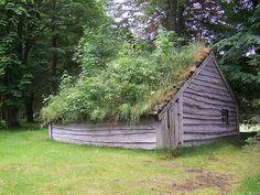 Más tamaños   Rosendal grass roof   Flickr: ¡Intercambio de fotos!