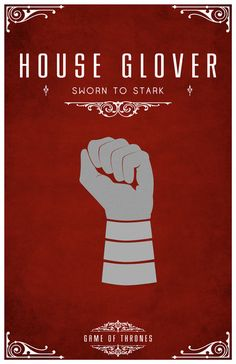 House Redwyne Sigil - A burgandy grape cluster Sworn to House Tyrell After watching the awesome Game of Thrones series I became slightly obsessed with each of the House's and their identity or sigi...