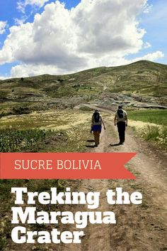 Nature at its best! Trekking to Maragua Crater from Sucre, Bolivia http://www.sucrelife.com/trekking-to-maragua-crater-from-sucre/