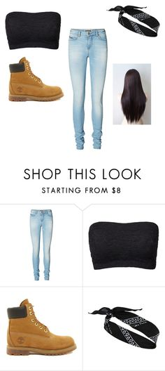"""""""Untitled #125"""" by kimberly14kimberly ❤ liked on Polyvore featuring Vero Moda, Timberland and River Island"""