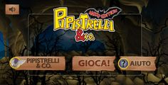 Pipistrelli & Co., a spin-off from Kamaleonti & Co.! #indiegames #videogames #gamesinitaly