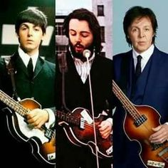 I think that old and young Paul are the best because I try not to think about the dark times between the Beatles in the middle of Paul's life. Paul Mccartney, Beatrice Mccartney, Stuart Sutcliffe, John Lennon, Beatles Love, Beatles Songs, Beatles Art, Beatles Photos, Ringo Starr