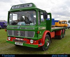 aec lorries pictures - Google Search Vintage Trucks, Old Trucks, Old Lorries, Commercial Vehicle, Classic Trucks, Marshall Major, British, Vans, Buses