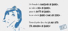 La vita è fatta di sfumature. O forse no. #50sfumature di bianco  FB: www.facebook.com/predicocasini YOUTUBE: www.youtube.com/allegraguardi TWITTER: @AlleGuardi #predicocasini
