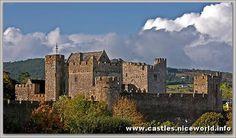 Cahir Castle (Caisleán na Cathrach) - Ireland