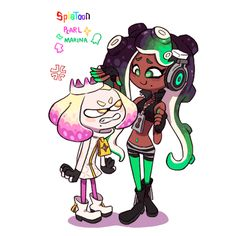 I'm only posting this bc Marina is so hot. Pearl is a bitch