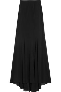 Theyskens' TheoryForma silk-blend maxi skirt