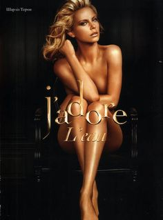 The Face of Beauty - Celebrity Fragrance: Charlize Theron is The Face of Christian Dior's Fragrance, J'adore Perfume