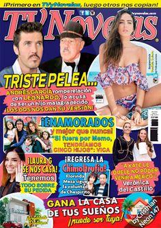 TV y Novelas México - 25 Octubre 2016 - Trist pelea, André García rompe relación con Leonardo