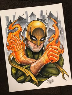 Drawing Superheroes, Marvel Drawings, Dc Comics Superheroes, Marvel Comics Art, Manga Tattoo, Comic Tattoo, Bike Drawing, Graffiti Drawing, Comic Art Fans
