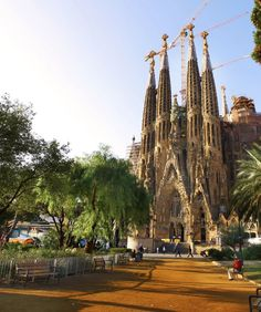 <p>If you have time for only one sightseeing outing, this should be it. La Sagrada Família inspires awe by its sheer verticality, and in the manner...