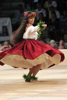 Merrie Monarch Festival - the intensity of the dance and the beautiful Hawaiian culture is so amazing.  I hope I can be in the audience one day.