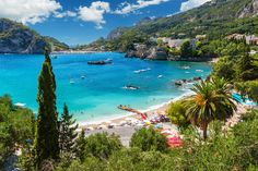 10 Things to do in Corfu in under │Expat Explore Travel Best Cheap Holiday Destinations, Winter Sun Destinations, Vacation Destinations, Corfu Grecia, Corfu Holidays, Holidays 2017, Winter Holidays, Corfu Beaches, Greek Isles