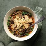 I've learned how to become an Adventurous Eater ready to try one of Panera Bread's new Asian-inspired Broth Bowls.
