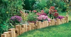 Holz eignet sich hervorragend als Werkstoff für den Garten. Mit dem Naturprodukt lässt sich nahezu alles realisieren – auch eine individuelle