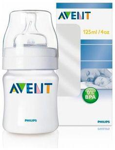 """Avent Бутылочка для кормления avent pp, 125 мл  — 460р. -------- Рекомендуемый возраст: 0мес-1год Секрет бутылочки AVENT заключается в уникальной соске AVENT. Форма зоны контакта максимально соответствует форме женской груди. Запатентованная анти-вакуумная """"юбка"""" обеспечивает тот же ритм сосательных движений, что и при кормлении грудью. Это позволяет малышу легко переключаться от бутылочки к груди и наоборот. Тихий, свистящий звук, который Вы слышите при кормлении ребенка из бутылочки AVENT…"""