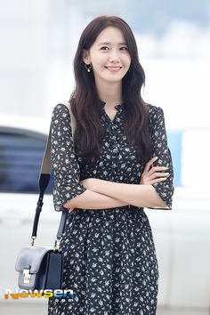 SNSD : Yoona * 윤아 * : OFF To Taiwan