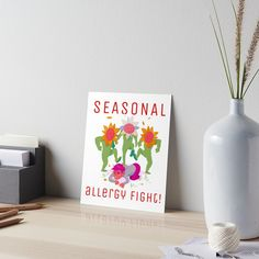 Promote | Redbubble Seasonal Allergies, Diffuser, Promotion, Seasons, Design, Seasons Of The Year