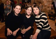 Sara Quin and Tegan Quin Photos Photos: Rand Luxury Hosts Cocktail Reception For the Films and Filmmakers of Sundance At The St. Regis During Sundance 2016 - 2016 Park City The Hollywood Reporter, West Hollywood, Clea Duvall, Tegan And Sara, Forever Yours, Twins, Crushes, Couple Photos, Music